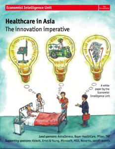 The Economist on Healthcare Innovation in Asia
